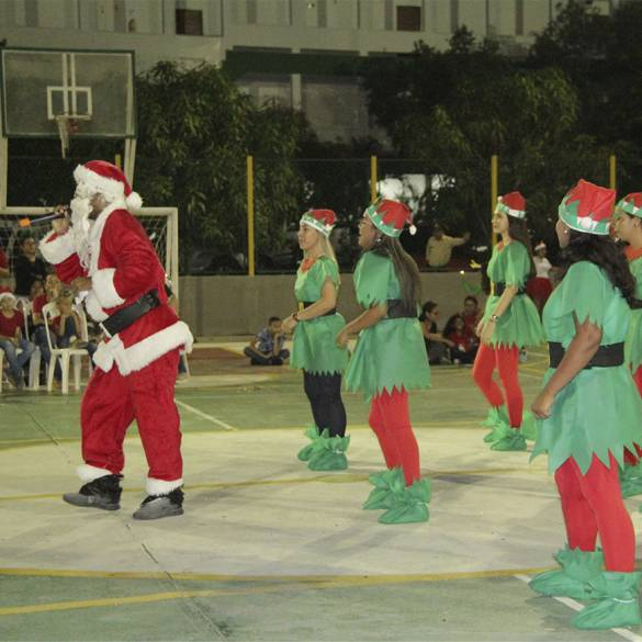 Navidad en CECAR