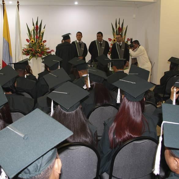 Grados en CECAR, Extensión Montería