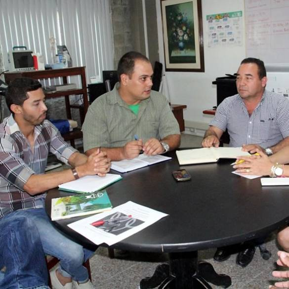 Convenios entre CECAR e Indersucre