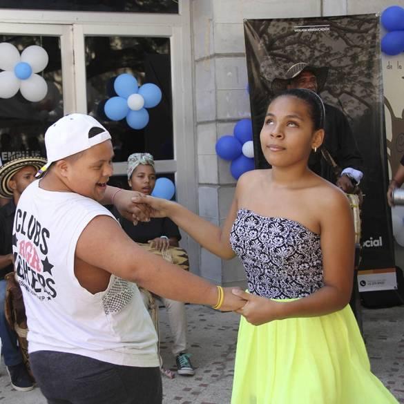CECAR se vinculó al Día Internacional de la Discapacidad