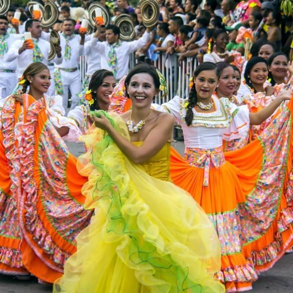 Embajadores de Sucre en Barranquilla