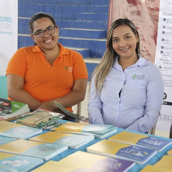 CECAR, en Feria de Oportunidades