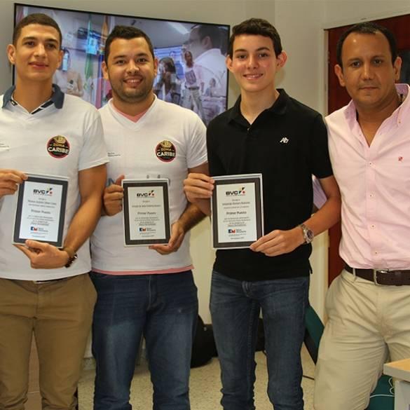 Semifinal Región Caribe del Concurso Bolsa Millonaria